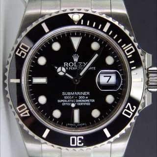 Rolex Submariner 116610LN Brand New