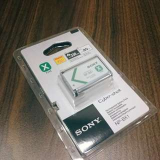 Reserved - Sony NP-BX1 Battery for Sony RX100 Series Of Cameras