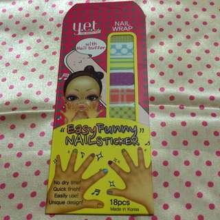 韓國🇰🇷指甲貼