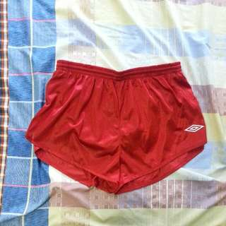 RED Fbt Shorts (BRAND NEW IN PACKAGING)