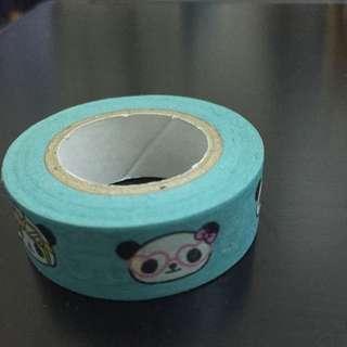 熊貓🐼紙膠帶