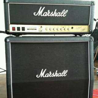 Marshall JCM Slash