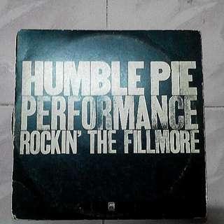 Humble Pie - Performance: Rockin' The Fillmore (2xLP, Album)