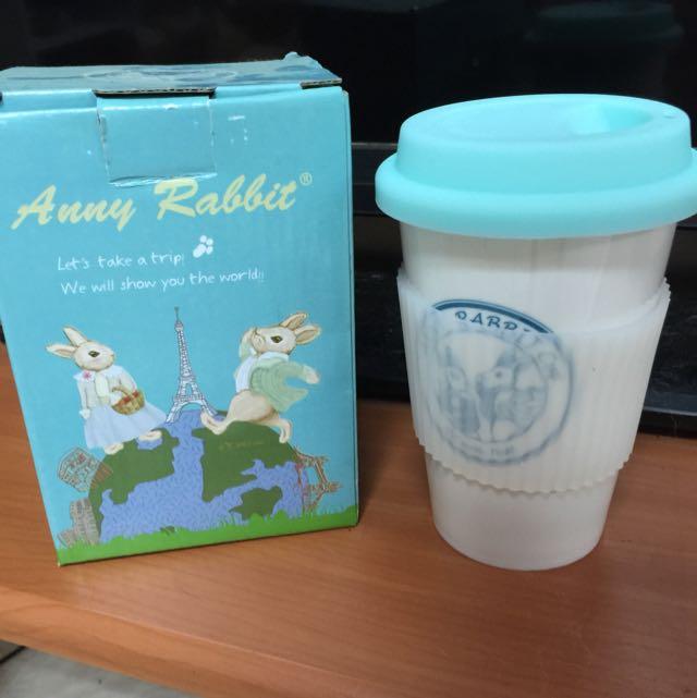 安妮兔陶瓷杯