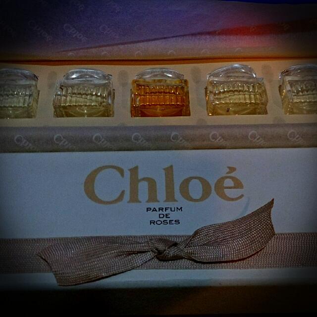 Chloe 香水