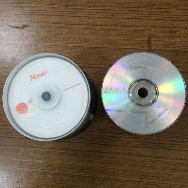 空白CD片100片