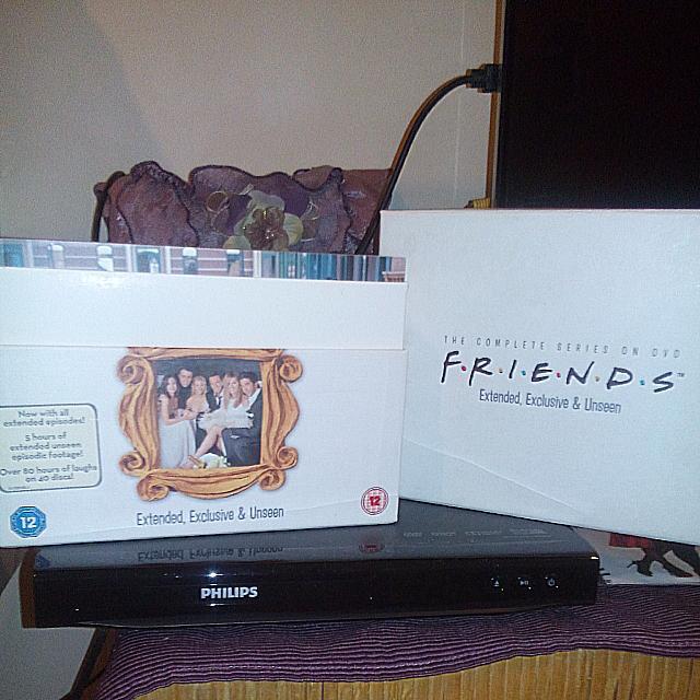 Genuine FRIENDS CompLete Boxset