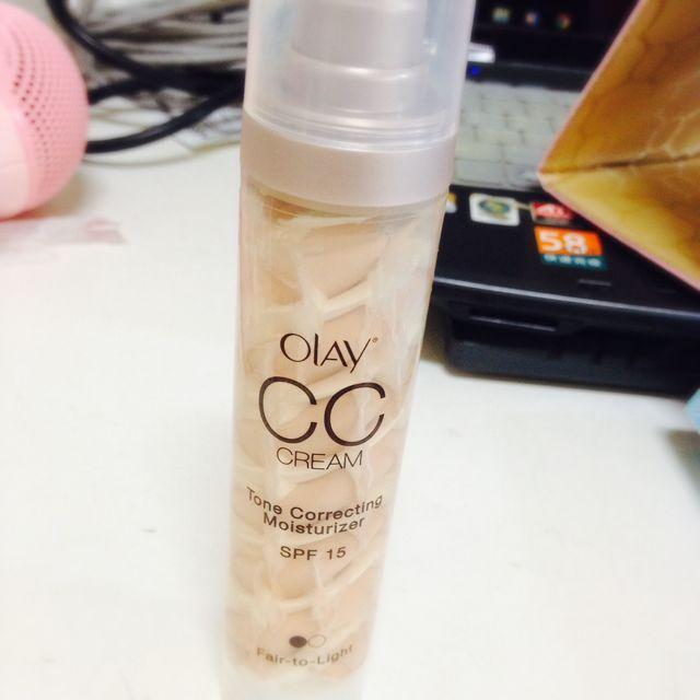 Olay CC霜