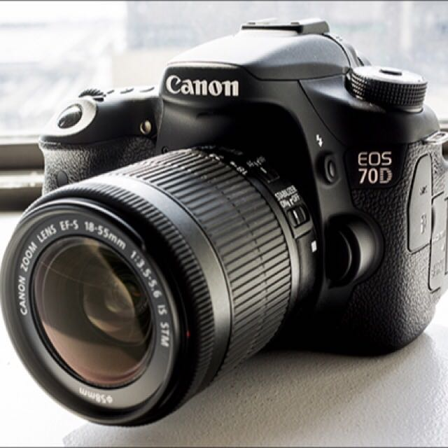 Urgent Selling Canon 70d