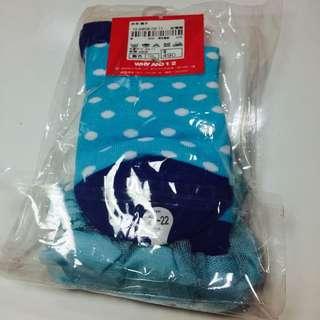 1/2童裝全新品~100%公司貨!1/2襪尺寸11