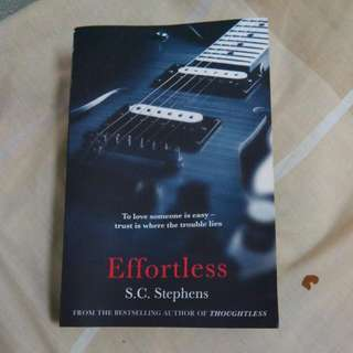 Effortless Novel By S.C. Stephens