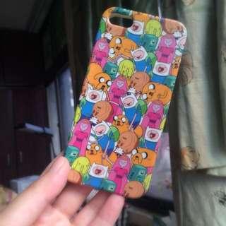 [苗繪二手屋]iphone5s 保護殼 背蓋 軟殼 卡通 老皮 俄羅斯娃娃