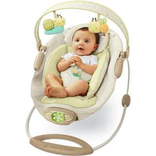 ***PRICE REDUCED*** Ingenuity Baby Automatic Bouncer