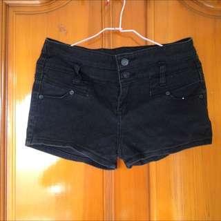(待匯)二手免運✨黑色短褲