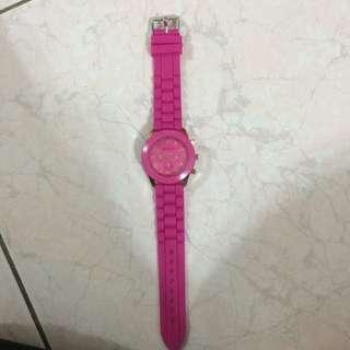 馬卡龍色手錶