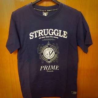 Struggle Gear 潮流短T MIT台灣製