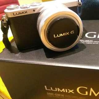 Panasonic DMC-GM1 12-32mm 變焦鏡組