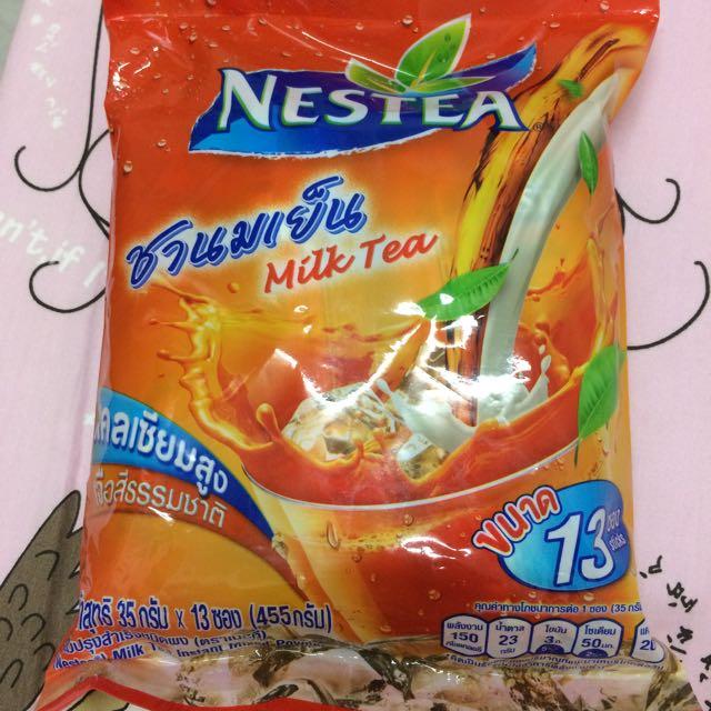泰國雀巢奶茶👍