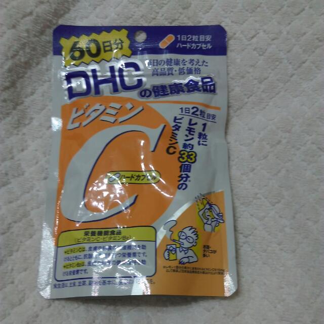 DHC-維他命C 60日份 從日本帶回