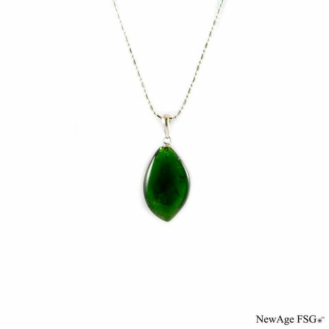 Dioptase pendant with 925 sterling silver pendant bail womens photo photo photo photo photo aloadofball Choice Image