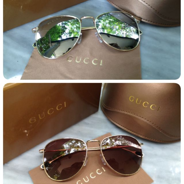Gucci Circle Aviator