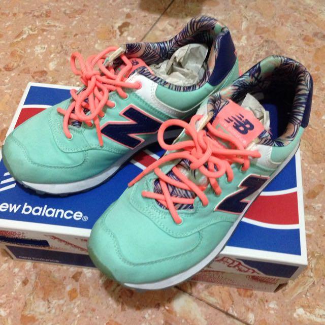 New Balance 574復古鞋 9成新