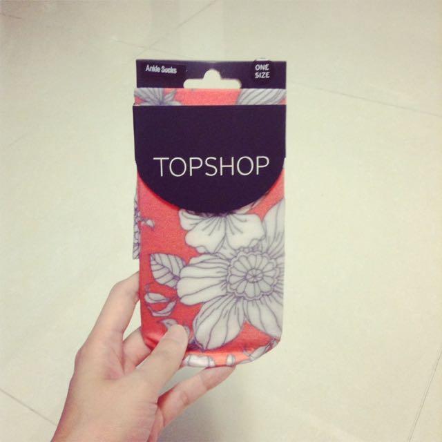 TOPSHOP短襪