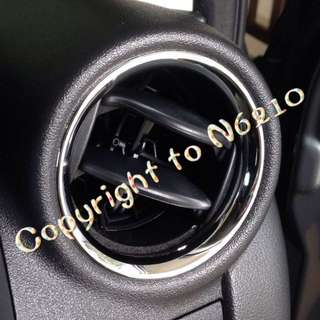 Nissan Almera Aircond Ring