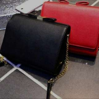 Charles And Keith Inspired Bow Bag