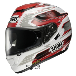 Shoei GT Air Inertia Red Helmet