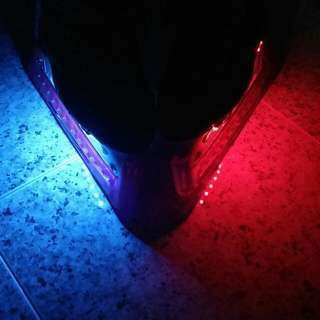 🚚 LED Lights For Skates