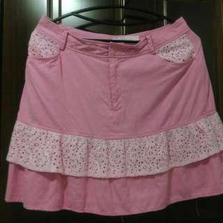 (可換物,多退少補) 粉紅短裙