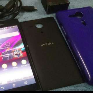 Mint sony xperia sp