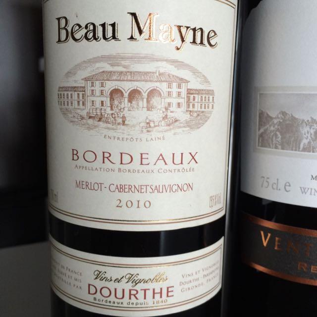 3 Bottles Of Fine Wine
