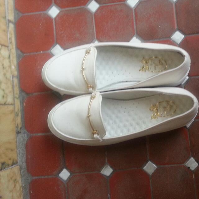 韓版厚底氣墊懶人鞋