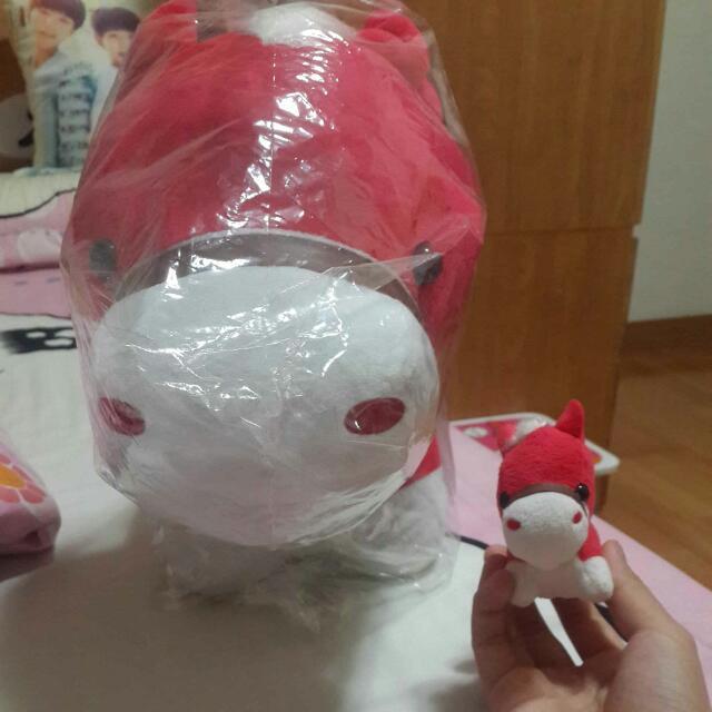 紅馬娃娃(大加小)