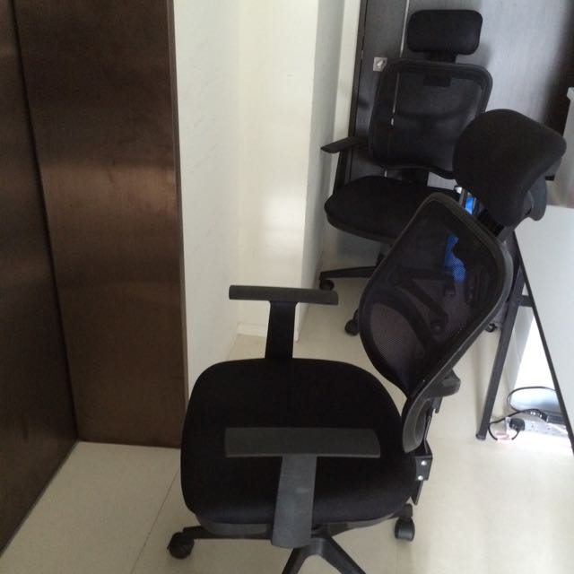 Office Chairs X2
