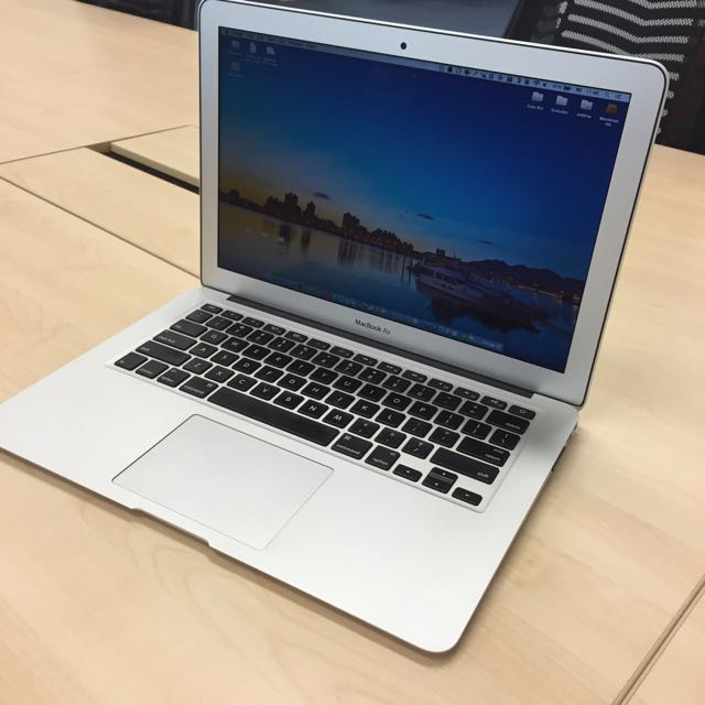 Upgraded MacBook Air 13""