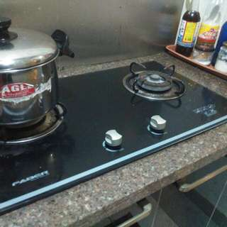Faber Tempered Glass Hob For Sell.