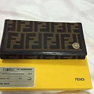 Authentic.  Fendi Wallet