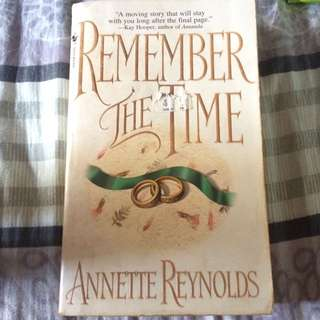 remember the time reynolds annette