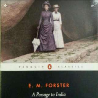 A Passage To India EM Forster
