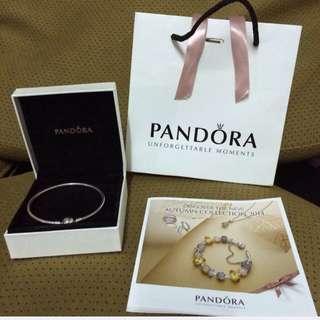 Pandora 硬環 21公分
