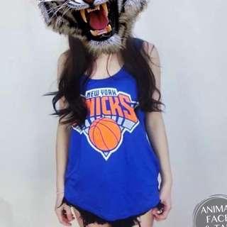 NBA寬版背心