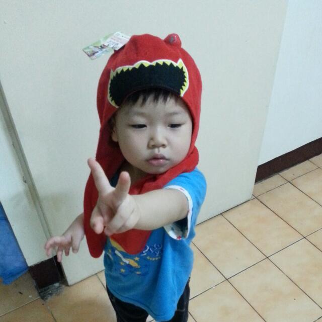 全新日本兒童造型帽