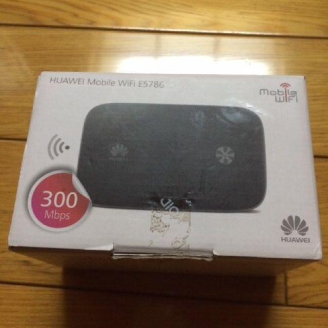 華為 Huawei E5786s-32a 4G LTE無線分享器下行300Mbps