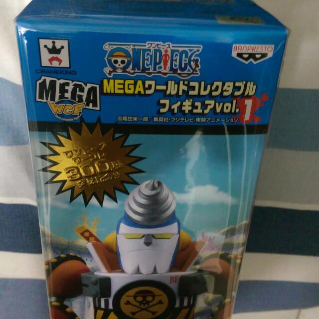 日版金證 MEGA 佛朗🐔機器人 300紀念款