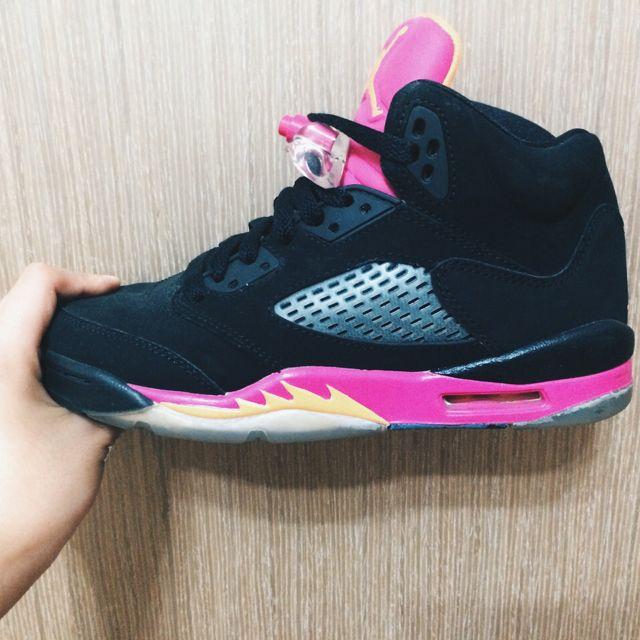 Air Jordan 5 Florida 二手