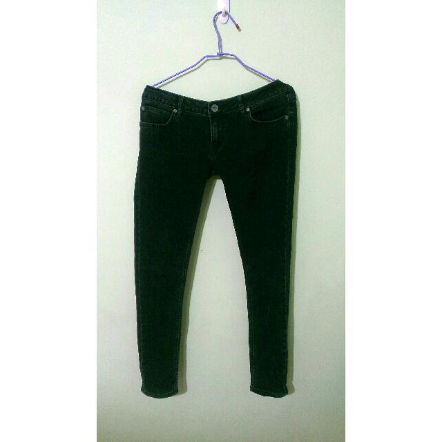 Catworld 低腰牛仔褲 XL