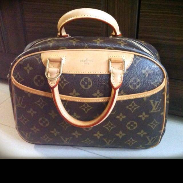 Louis Vuitton  Trouville 小珍包